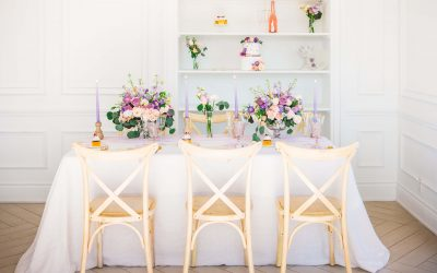 Pastel Dream Styled Shoot