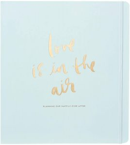 Kate Spade New York Bridal Planner, Love is in the Air